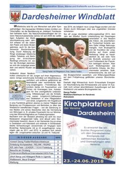 Dardesheimer Windblatt 99